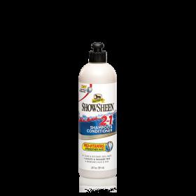Absorbine - Shampoo & conditioner 2in1 591 ml
