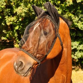 Waldhausen - Fly mask with ears