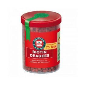 Salvana - Biotin dragees 750 g