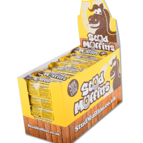 Waldhausen - Stud muffins 1 pakke m. 3 stk.