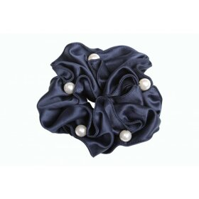 SD Design - Satin elastik med perler - 3 farver