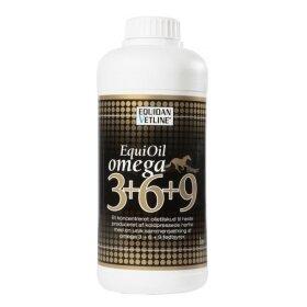 Equidan Vetline - Equioil omega 3+6+9 1 l