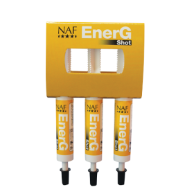 NAF - EnerG shot 3 x 30 ml
