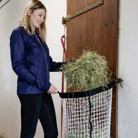 KERBL - Hay net with filling aid 5 kg