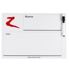 Horze - White board