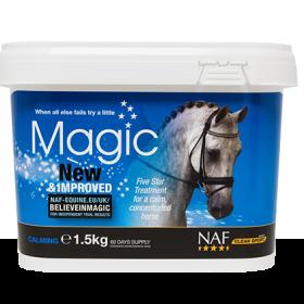 NAF - Naf magic pulver 750 g