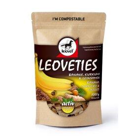 Leovet - Leoveties - Banan/Gurke/Hørfrø 1 kg