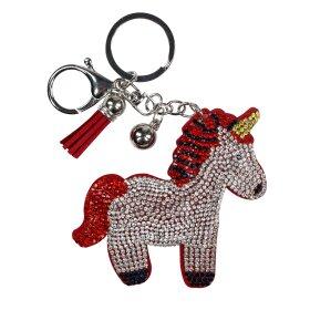 Horze - Sparkly pony keychain