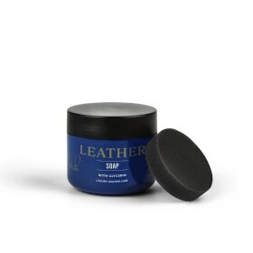 Nathalie - Leather soap 200 ml