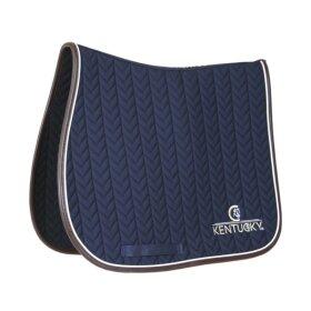 Kentucky horsewear - Fishbone leather spring underlag
