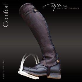 Dyon - Comfort leggings sort