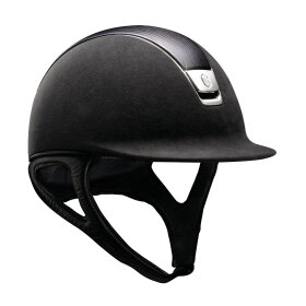 Samshield - Premium sort - læder top sort - chrome